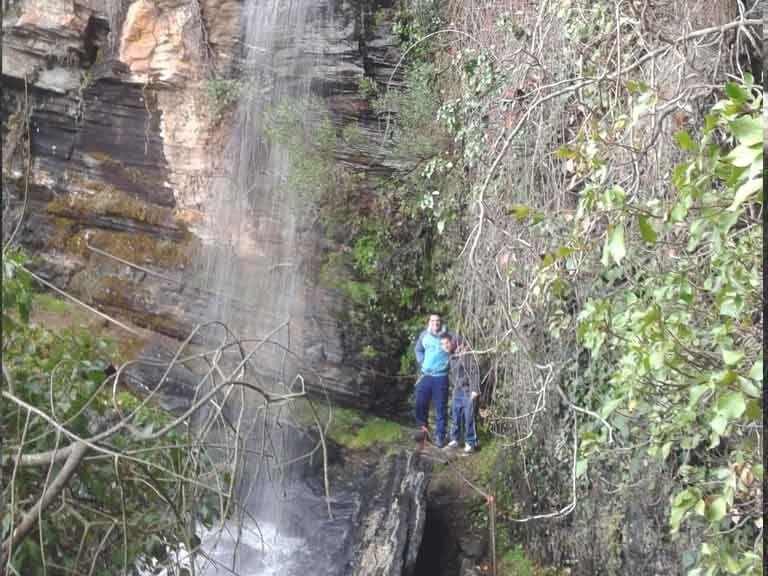Cascadas en los parajes de lCascadas en los parajes de las Arribes del Dueroas Arribes