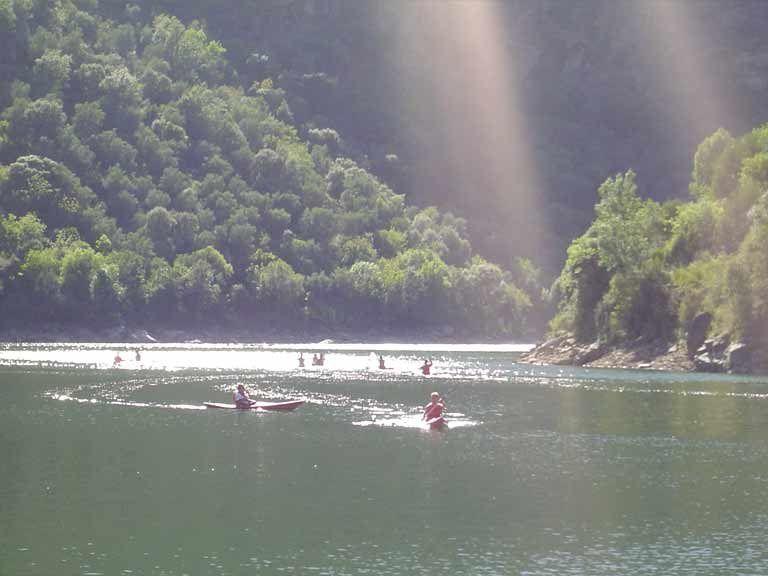 Actividades de agua en Las Arribes del Duero